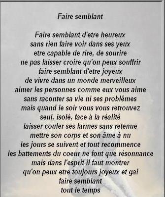 Image Avc Poemes Et Citations